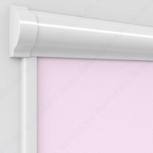 Рулонные тканевые жалюзи Уни-2 Альфа розовый