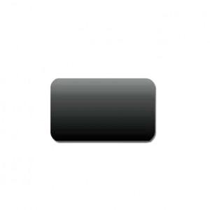 Горизонтальные алюминиевые жалюзи Холис черные