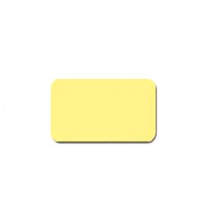 Горизонтальные алюминиевые жалюзи Холис желтые