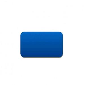 Горизонтальные алюминиевые жалюзи Венус синий