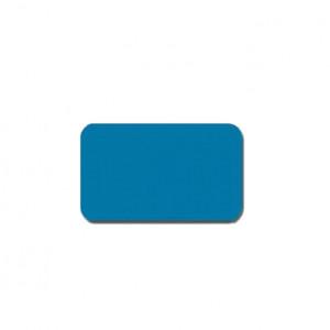 Горизонтальные алюминиевые жалюзи Холис синие