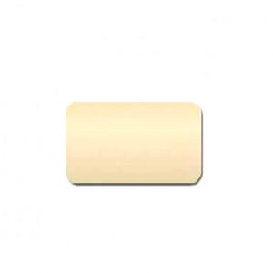 Горизонтальные алюминиевые жалюзи Венус золото однотонное
