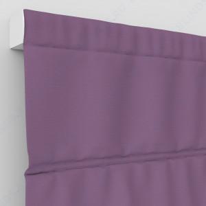 Римские шторы Рогожка фуксия